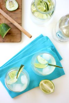 Tequila spiked spa water