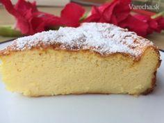 Cotton cake / Páperový koláč (fotorecept) - Recept
