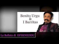 La Ballata di Efisineddu - Benito Urgu & i Barritas