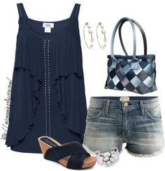 """Untitled #865"" by mzmamie on Polyvore"