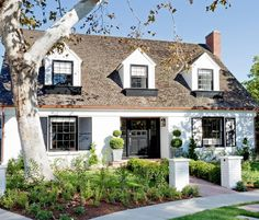 1000 Images About Home Exterior On Pinterest Gravel