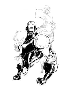 Iron Man by Eric Canete