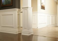 colonial moulding