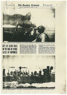 The Tribune, April 26, 1942 (Photo from the Quezon Family Collection.) | Presidential Museum and Library PH