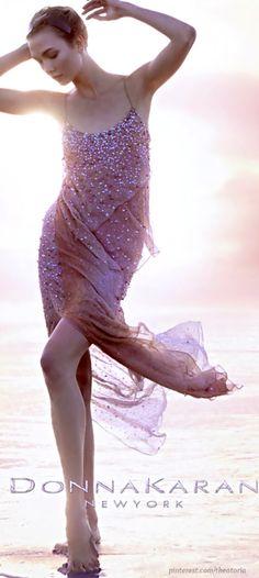 Karlie Kloss ● Donna Karan Resort 2013 Campaign