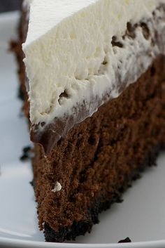 Mississippi Mud Pie Recipe.