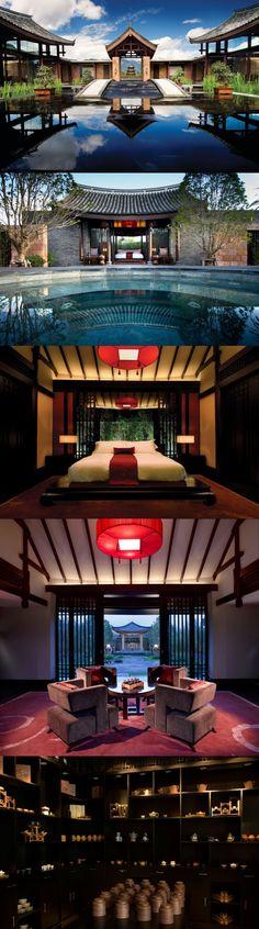 ♂ billionaires boys club The Banyan Tree Lijiang Resort in China Original from http://luxatic.com/the-banyan-tree-lijiang-resort-in-china/banyan-tree-lijiang-resort-38/ www