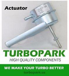 NEW OEM Garrett Turbocharger Actuator 430819-0338