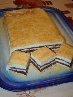 Cristina's world: Prajitura fina - dukan style Dessert Drinks, Dessert Recipes, Romanian Food, Dukan Diet, Menu Restaurant, Healthy Sweets, Cream Cake, Cake Cookies, Hot Dog Buns