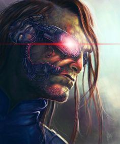ArtStation - Cyclops : Age of Apocalypse., Alvaro León