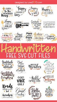 Cricut Air, Cricut Vinyl, 2 Clipart, Free Handwriting, Stencils, Cricut Tutorials, Cricut Ideas, Cricut Fonts, Svg Files For Cricut