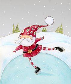Santa by Ronnie Rooney