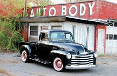 ◆1951 Chevrolet 3100 Pick-Up Trucks◆