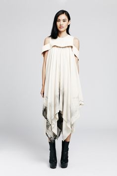 Titania Inglis - Cascade Dress