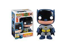 Batman Funko POP! - 1966 - #DC #Batman #AdamWest #Batman66 #Funko #Funkopop