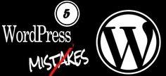 Top 5 Stupid WordPress SEO Slipups Should Avoid in 2016 - http://ibisinfotech.com/blog/top-5-stupid-wordpress-seo-slip-ups-should-avoid-in-2016/