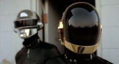 Daft Punk's Electroma Mes plans favoris