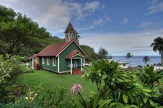 Maui country church | Flickr - Photo Sharing!
