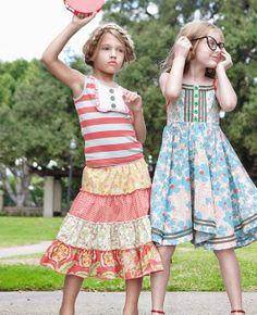 Gentry Skirt Matilda Jane Girls Clothing #matildajaneclothing #mjcdreamcloset