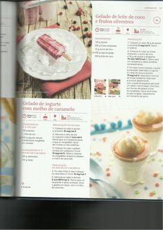 Low Fodmap, Sorbet, Gluten Free Recipes, Free Food, Camembert Cheese, Dairy Free, Diy And Crafts, Ice Cream, Sweets