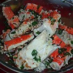 Marinated Crab Legs Allrecipes.com