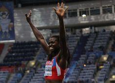 La IAAF publicó la lista de cinco nominadas al premio Mejor Atleta Femenina de 2018 donde Ibargüen está acompañada por una keniata, una británica, una bahameña y una belga.