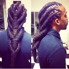 Image may contain: 1 person, closeup Dreadlock Hairstyles For Men, Black Men Hairstyles, Dope Hairstyles, Braided Hairstyles, Hairstyle Ideas, Mens Dreadlock Styles, Dreads Styles, Men Loc Styles, Braid Styles