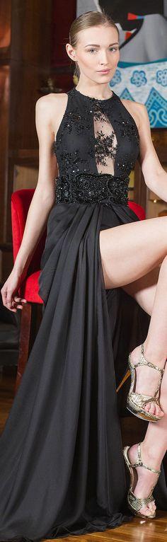 Toufiq Hatab Spring-Summer 2014/2015 Couture ❤ V