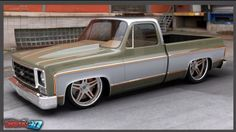Square Body Rollers United.