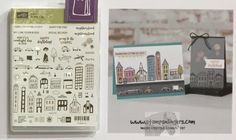 Stampin' Up! Special Delivery In The City Sneak Peek | Stamps – n - Lingers