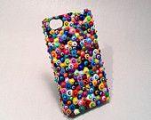 Rainbow Barnacles iPhone 4 & 4s Case