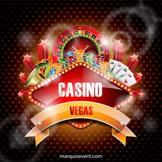 Why go to Vegas when Vegas can come to you.   #casino #themedparty