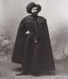 Ermakov Photos: Prince Ovaljani, 1890
