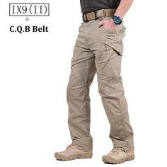 8bc11d4fb4 IX9 Tactical Men Pants Combat Trousers Army Military Pants Men Cargo Pants  For Men Military SWAT