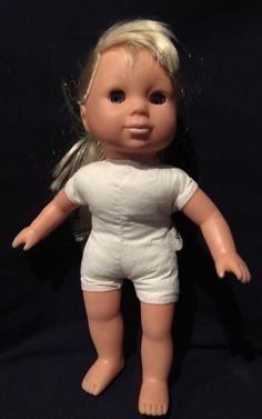 You And Me Doll Blonde Pony Tail Soft Body Geoffrey ToysRUs  | eBay