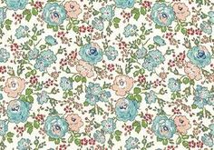 LIBERTY Liberty Print · Domestic Mate Matte Laminate (Vinyl Coated Fabric) <Felicite> (Felicite) MATLAMI 3637113S-J16A