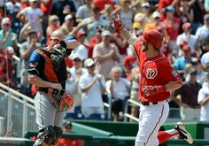 Nats wait it out, then rally for a win - The Washington Post