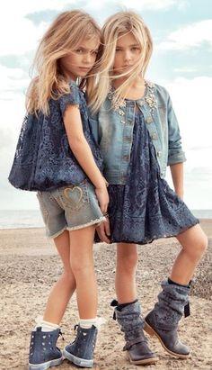 Twin-Set Girl's S/S 2014