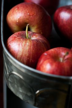 """Kitchen Art and Food Photography - """"An Apple a Day"""" 8x12 or 16x24 print.   Eric Ziegler Photography"""