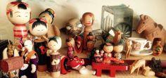 My kokeshi collection