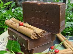 Wow!, wouldn't mind trying this: pure Hawaiian Kona Coffee Soap