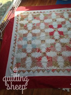 Quilts I Neglected to Share... ~ by A Quilting Sheep