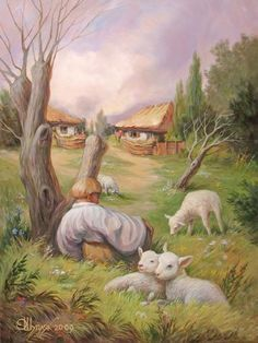The Terrific Optical Illusions of Oleg Shuplyak Illusion Kunst, Illusion Art, Oleg Shuplyak, Sheep Cross Stitch, Illusion Paintings, Double Image, Virtual Art, Arte Pop, Creative Activities