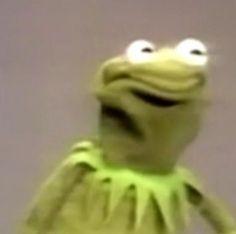 Kermit The Frog Faces 55 Ideas Memes Kermit The Frog Faces 55 IdeasMemes Kermit The Frog Faces 55 Ideas Cartoon Posters, Cartoon Memes, 90s Cartoons, Meme Faces, Funny Faces, Memes Humor, Funny Humor, Stupid Funny Memes, Haha Funny
