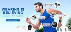 Wearable Devices Sale from Everbuying