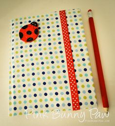 Ladybug 2013 diary Bunny Paws, Ladybug, Notebook, Ink, Projects, Log Projects, Blue Prints, India Ink, The Notebook