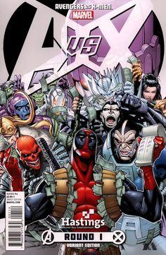 Avengers Vs. X-Men # 1 (Variant) by ?