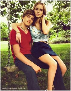 Alex and Emma Watson