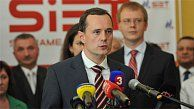 Radoslav Procházka launched his new political party. Will it tip the balance away from the current ruling Smer party?