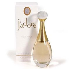 Dior J'adore perfume! Ive loved this ever since i was a kid! #perfume #NotABox #UPSHappy